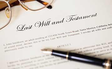 如果您去世后没有立遗嘱,您的财产将如何被处理?