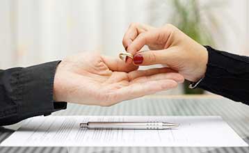 根据《妇女宪章》提出的离婚理由