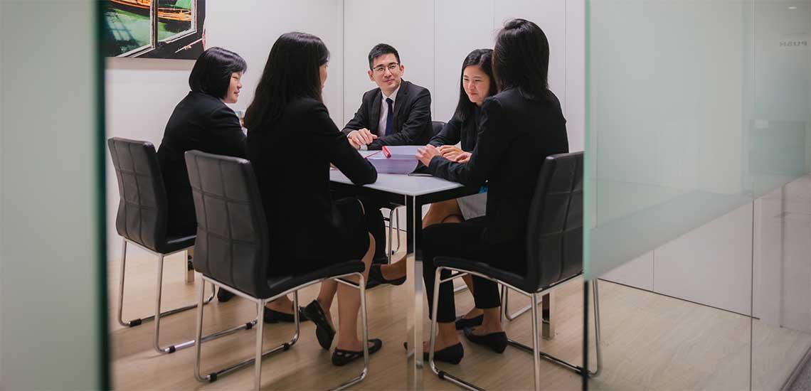 Hardworking PKWA Divorce lawyers