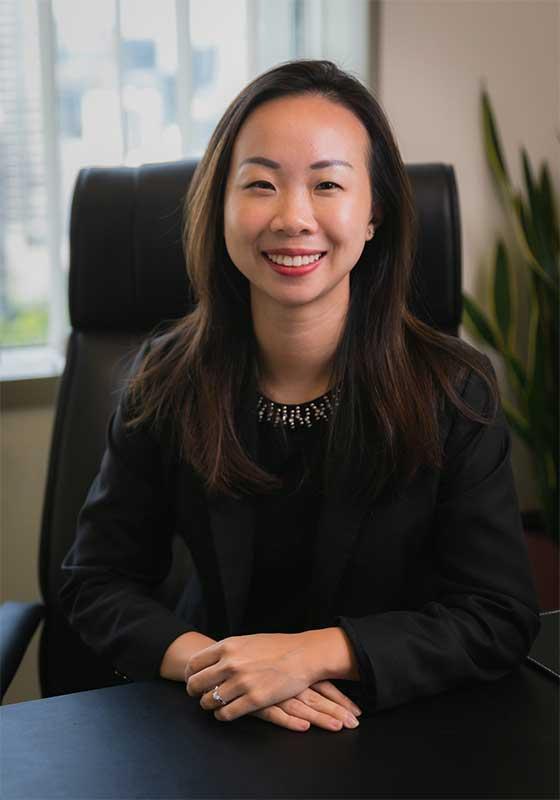 Sheila Cheng Female Divorce Lawyer