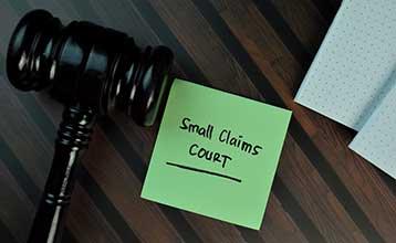 Making a Claim - Small Claims Tribunal