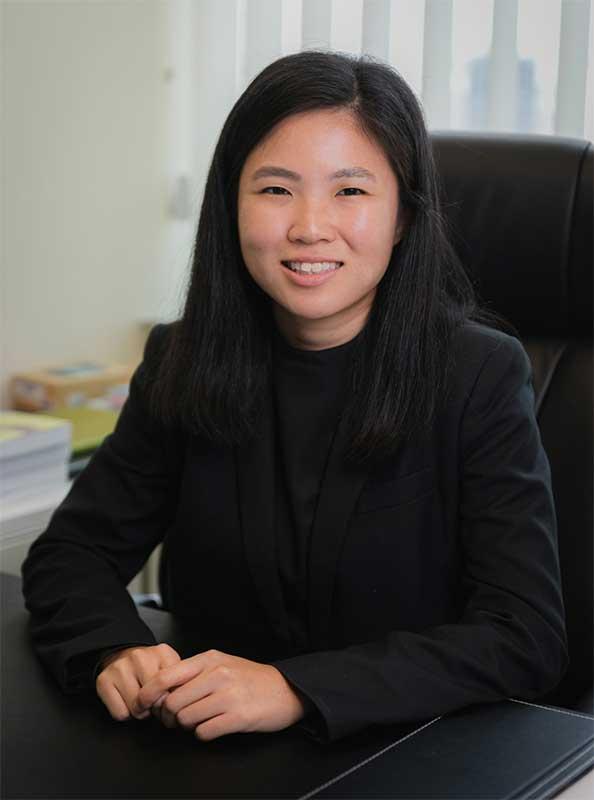 Yeow Ing Yee Female Divorce Lawyer